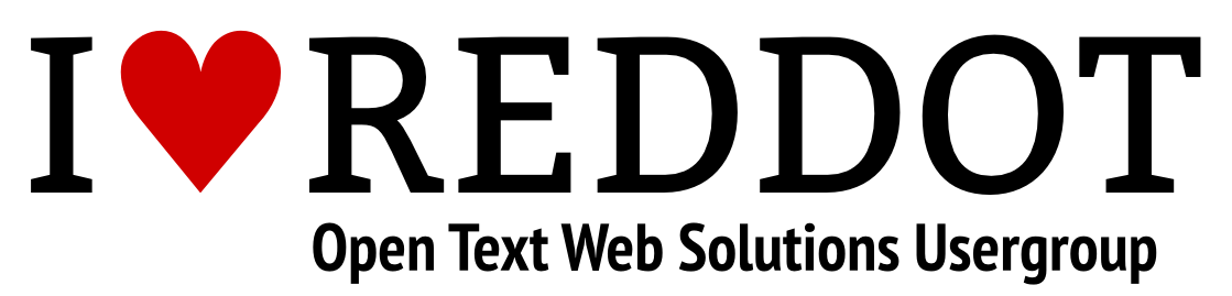 Logo of Open Text Web Solutions Usergroup